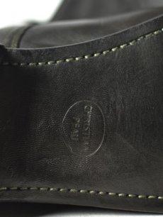 画像9: 【Christian Peau - クリスチャンポー】CPD CHUKKAS 001 / Cow Leather / Black(レースアップシューズ/ブラック) (9)