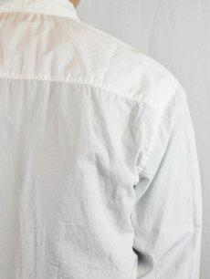 画像7: 【Christian Peau - クリスチャンポー】CP SHIRT D  / White(シャツ/ホワイト) (7)