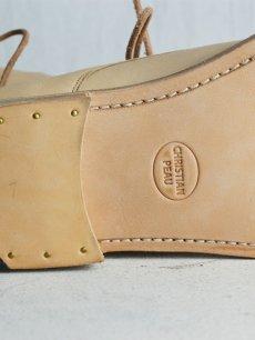 画像8: 【Christian Peau - クリスチャンポー】SOM 901 / Cow Leather / CRUST(ダービーシューズ/クラスト/染色キット付属) (8)