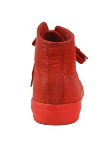 画像3: 【Christian Peau - クリスチャンポー】High Top Sneaker / Cow Leather / Red(スニーカー/レッド) (3)