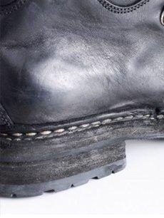 画像7: 【GUIDI - グイディ】19 / HIKING BOOT / HORSE FULL GRAIN / BLACK(スノーブーツ/ブラック) (7)