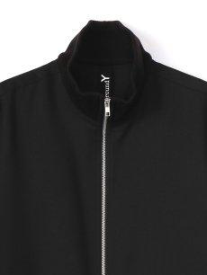 画像3: 【Ground Y  - グラウンドワイ】Rib Collar Long Shirt / Black(シャツ/ブラック)  (3)