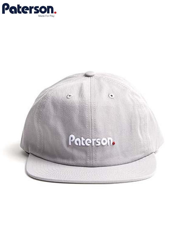 画像1: 50%OFF【PATERSON - パターソン】OG Logo Hat/Grey(キャップ/グレー) (1)