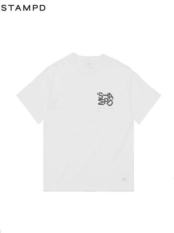 画像1: 【STAMPD - スタンプド】Advert Tee/ Black (Tシャツ/ブラック) (1)