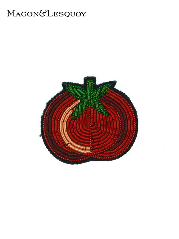 画像1: 【MACON&LESQUOY - マコン エ レスコア】Tomato(ブローチ/トマト) (1)