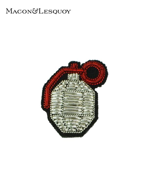 画像1: 【MACON&LESQUOY - マコン エ レスコア】Hand Grenade(ブローチ/グレネード) (1)