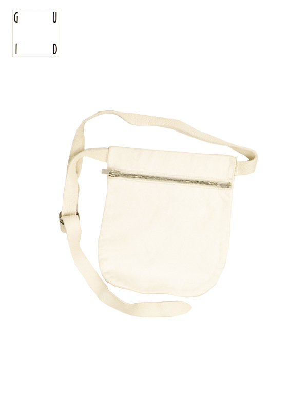 """画像1: 【GUIDI - グイディ】""""Q08"""" SMALL BELT BAG / SOFT HORSE FULL GRAIN (ベルトバッグ) (1)"""