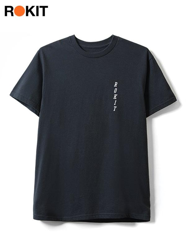 画像1: 【ROKIT - ロキット】The Seaside Tee / Black (Tee/ブラック) (1)