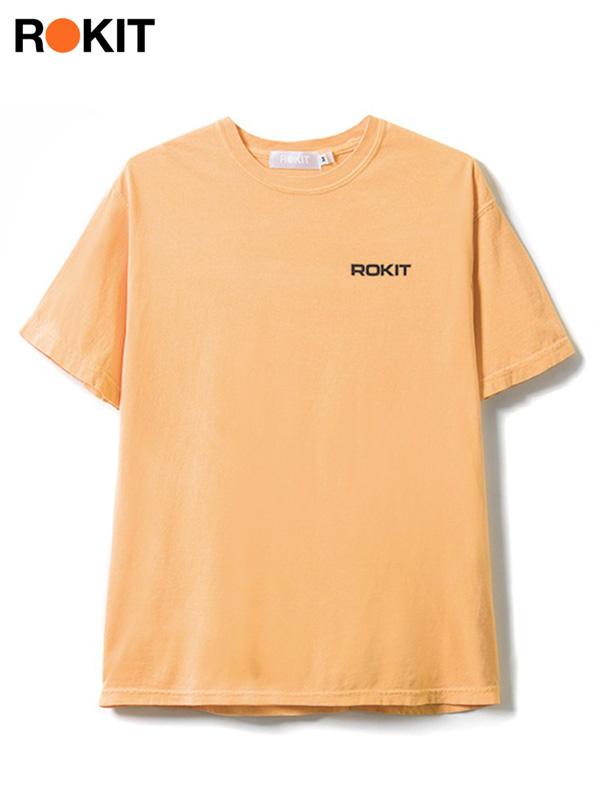 画像1: 【ROKIT - ロキット】The Golden Tee / Orange (Tee/オレンジ) (1)