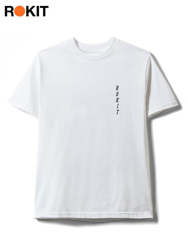 画像1: 【ROKIT - ロキット】The Seaside Tee / White (Tee/ホワイト) (1)