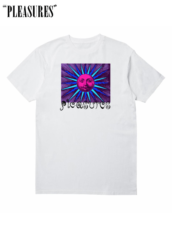 画像1: 【PLEASURES】Obsession Tee / White (Tシャツ/ホワイト) (1)