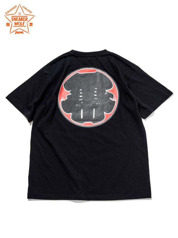 """画像1: 【The Wolf In Sheep's Clothing】""""TOKYO"""" SS T-Shirts / BLACK(Tシャツ/ブラック) (1)"""