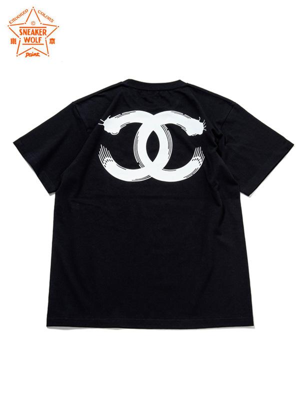 """画像1: 【The Wolf In Sheep's Clothing】""""EYE"""" SS T-Shirts / BLACK(Tシャツ/ブラック) (1)"""