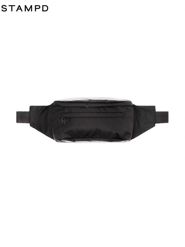 画像1: 【STAMPD - スタンプド】Rover Pack / Black (ウエストパック/ブラック) (1)