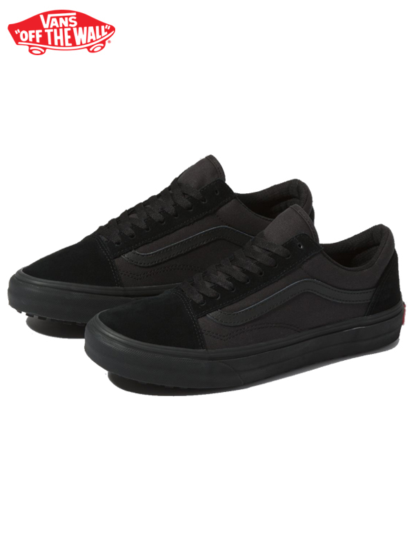 画像1: 【VANS - ヴァンズ】MADE FOR THE MAKERS OLD SKOOL UC / BLACK / (スニーカー/ブラック) (1)