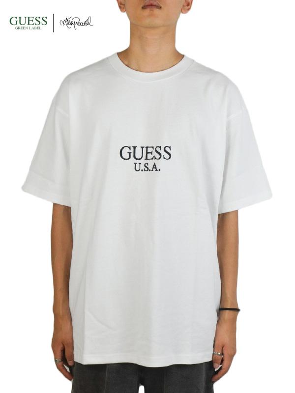 画像1: 【GUESS GREEN LABEL × Ricky Powell】Beastie Boys S/S Tee P3 / White (Tシャツ/ホワイト) (1)