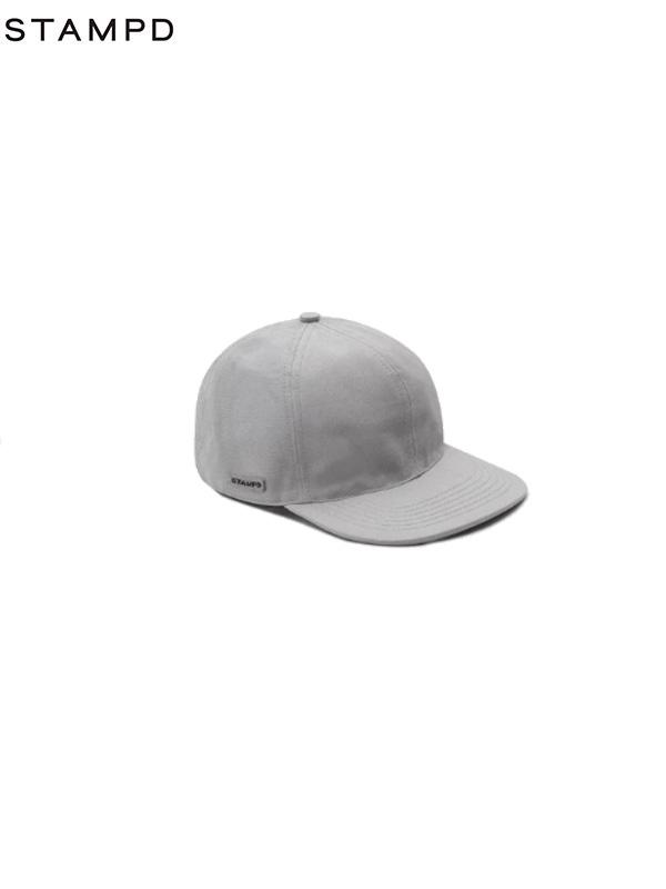 画像1: 【STAMPD - スタンプド】Classic Cap / Grey (キャップ/グレー) (1)