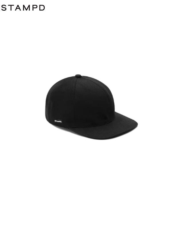 画像1: 【STAMPD - スタンプド】Classic Cap / Black (キャップ/ブラック) (1)