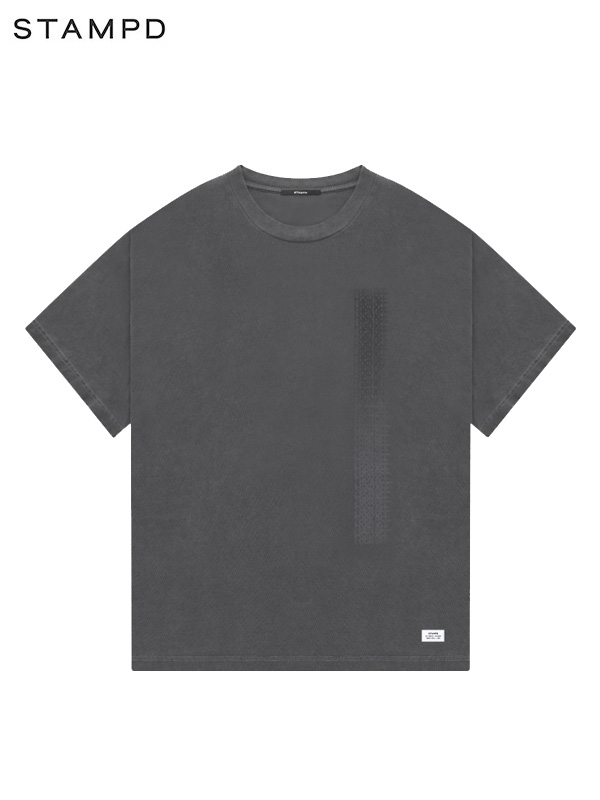 画像1: 40%OFF【STAMPD - スタンプド】Fuck Off Drag SS Box Tee / Black (Tシャツ/ブラック) (1)