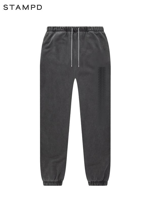 画像1: 40%OFF【STAMPD - スタンプド】Perfect Sweatpants Fuck Off Drag  / Black (パンツ/ブラック) (1)