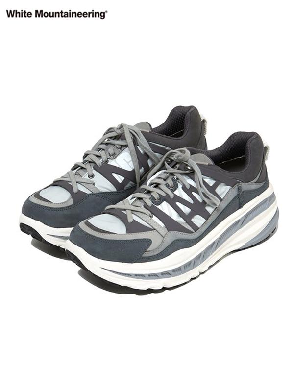 画像1: 20%OFF【White Mountaineering - ホワイトマウンテニアリング】WM × UGG Sneaker / Gray (スニーカー/グレー) (1)