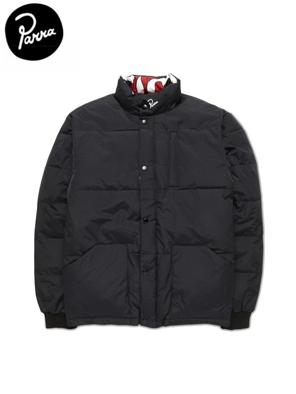 画像1: 50%OFF【by Parra - バイ パラ】Nerveux Puffer Reversible Jacket / Multi (ジャケット/マルチ)  (1)