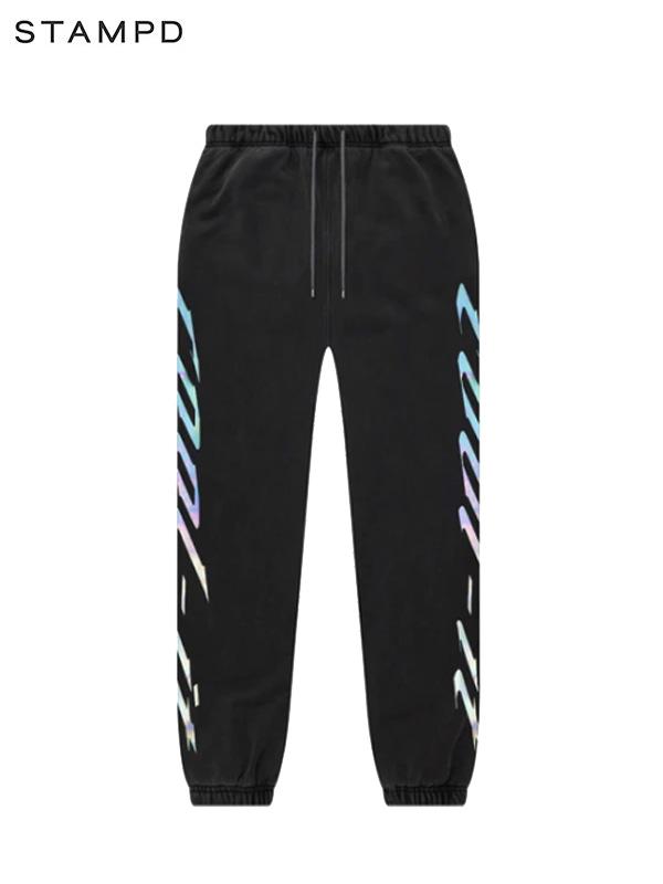 画像1: 50%OFF【STAMPD - スタンプド】Cool It Sweatpants  / Black (パンツ/ブラック) (1)