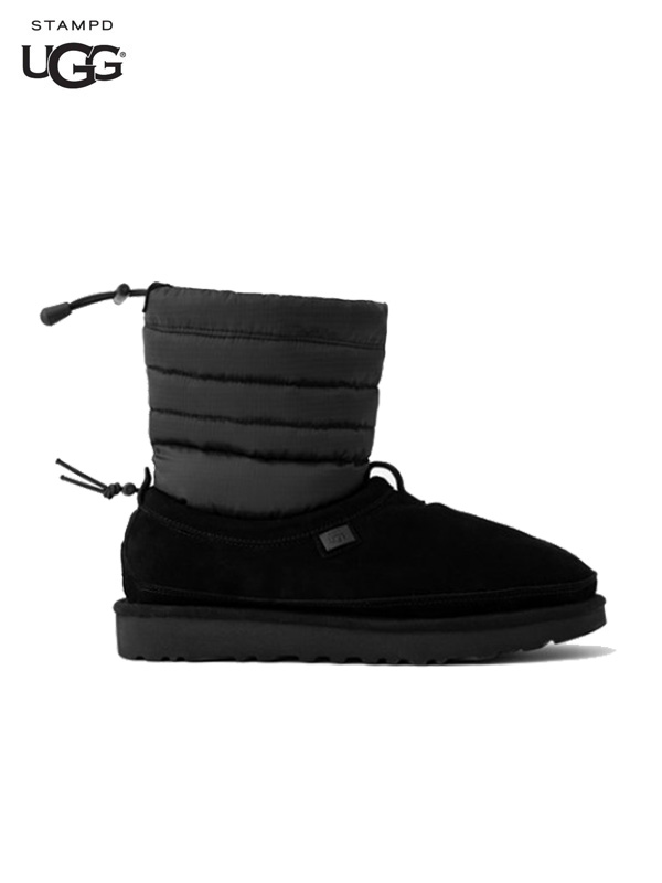 画像1: 【STAMPD×UGG】Tech Tasman / Black (ブーツ/ブラック) (1)