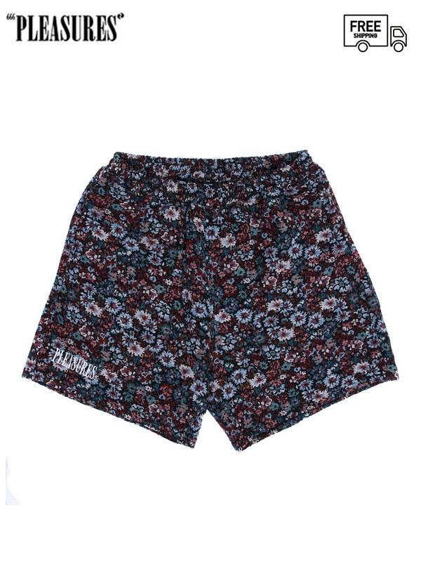 画像1: 【PLEASURES - プレジャーズ】Quitter Floral Shorts / Multi (ショーツ/マルチ) (1)