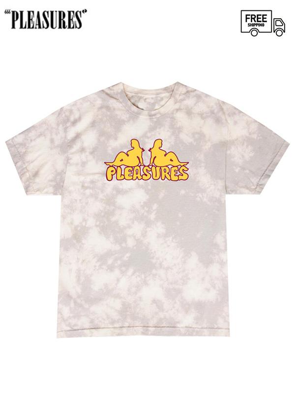 画像1: 【PLEASURES - プレジャーズ】Thicc Tee / Grey (Tシャツ/グレー) (1)